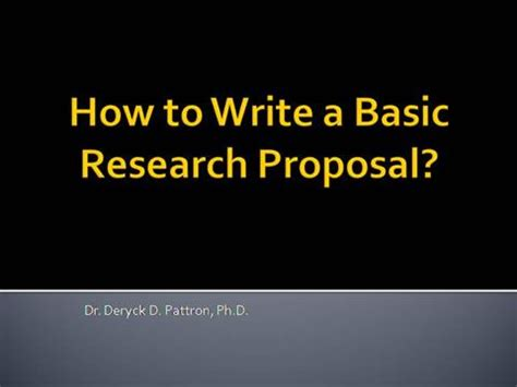 Research Proposal Writing Help - Custom Term Paper
